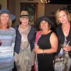 Judy Young, Pamela Yeomans, Vicki Byrne and Katrina Norman, all of Wanaka.