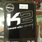 K2 one of  the legal high substances banned this year. Photo supplied.