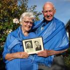 Kath and Nevis Richardson, of Alexandra, celebrate their sapphire wedding anniversary today. ...
