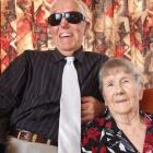 Keith and Shirley Rawson celebrate 60 years of marriage today.   Photo by Sally Rae.