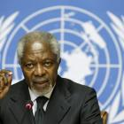 Kofi Annan is stepping down as the UN-Arab League mediator in the 17-month-old Syria conflict at...