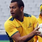 Kurtley Beale has been named in the Wallabies' starting XV to take on the All Blacks in their...