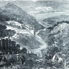 Lakes goldfield, 1863.