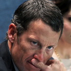 Lance Armstrong. Photo by Getty.