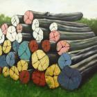 Landscape 139 (2013), by Mike Petre