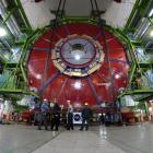 Large Hadron Collider. Photo supplied.