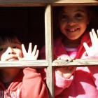 Laura Faleiro (7) and Hare Higuchi (3). Photos by Olivia Caldwell.