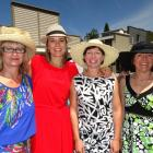 Lee Nicolson, Carla Spring, Helen Coupe and Mary-Ellen McDonald, all of Arrowtown.