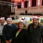 Looking forward to the first Dunedin Community Christmas Dinner to be held at Dunedin Town Hall...