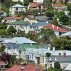 LVR restrictions hurt Dunedin house sales. Photo by Gerard O'Brien.