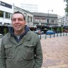 Make a change: Dunedin bar owner Olivier Lequeux says liquor licence holders should be taking a...