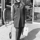 Marianne Faithfull in 1966.