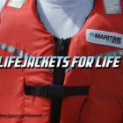 Maritime New Zealand is targeting middle-aged men in a new life jacket campaign. Photo supplied.