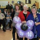 Marking World Elder Abuse Awareness Day with a function at the Octagon Club are (from left)...