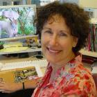 Wellington writer Janice Marriott.
