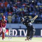 Martin Guptill hit 11 sixes against the West Indies in Wellington, but will he and his teammates...