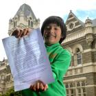 Max Cunninghame's petition for saving Dunedin's courthouse boasted 81 signatures from his...
