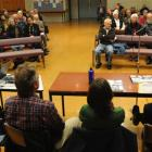 Mayor Dave Cull addresses members of the   Dunedin Ratepayers and Householders Association  at a...
