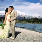 Melissa and Helmer Buiteveld travelled from Grou, in the Netherlands, to get married in...