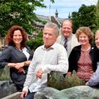 Members of the prize-winning, University of Otago-based Centre for Chemical and Physical...