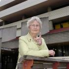 Merle van de Klundert, president of the Dunedin Public Libraries Association, says the former...