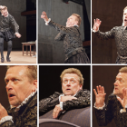 Michael Hurst in Brainstorming the Bard. Photos by Robert Catto.