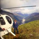 Milford Helicopters pilot William Bruce Andrews, of Te Anau, died in a helicopter crash on Sunday...