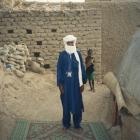 Mohamed, the nomad in Timbuktu. Photos by Alistair McMurran.