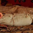 Mongolian baby Bayar. Photo supplied by NZFF.