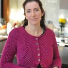 Morag McKenzie, owner of Vintage Purls, says people are enjoying knitting for the sense of...