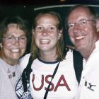 n a undated family photo released by Bachman's Inc, a Minneapolis company, CEO Todd Bachman,...