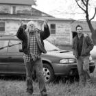 Nebraska, a 2013 American comedy-drama film starring Bruce Dern (left) and Will Forte, traces the...