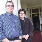 Neil and Sharyn Kingan are the fifth owners since The Homestead was converted into a functions...