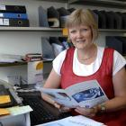 Neurological Foundation Chair in Neurosurgery campaign project manager Irene Mosley, in her...