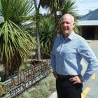 New Arrowtown School principal Chris Bryant. Photo by Guy Williams.