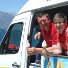 New Central Otago Mr Whippy franchise owners Steve and Linda Mitchell are proud to be bringing...
