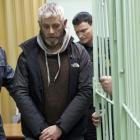 New Zealand activist David Haussmann. Photo / Greenpeace International