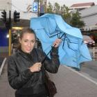 New Zealand Drama School acting student Helen Grant, formerly of Dunedin, is off to Switzerland...