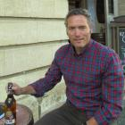 New Zealand Whisky Company operations manager Grant Finn has taken up a new role in Oamaru. Photo...