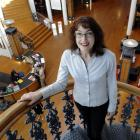 Newly-appointed Dunedin Public Art Gallery director Elizabeth Caldwell loves the stories within...