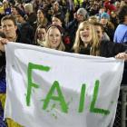 Nicole Batchelar (left) and Emily Kloogh give the Highlanders their thoughts on the change to...