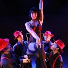 Nicole McLean, of Arrowtown, co-stars as Velma Kelly in the  Showbiz Queenstown production of...