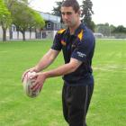 North Otago back Billy Guyton kicked his way to watching the  All Blacks' northern tour, only to...
