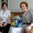 Not only has Dr Sue Walthert (right) seen her Herceptin campaign succeed and been given the New...