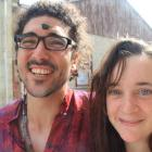 Chris Beyer and Solene Durif, both of France.