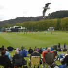 ODT reporter Carla Green took her American self along to  an Otago Volts twenty20  match at the...