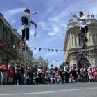 Tourist events suchs as the annual Victorian fete attracts big crowds to North Otago each year. ...