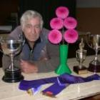 North Otago Horticultural show champion. Photos by David Bruce