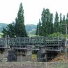 Otago bridges  scheduled for replacement or repair  include the Beaumont bridge. Photos from ODT...