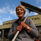 Otago Central Hotel and Hyde School Function Centre owner Ngaire Sutherland is selling her home...